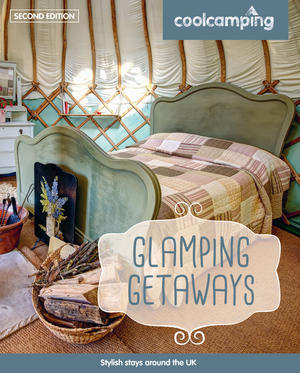 Glamping Getaways book