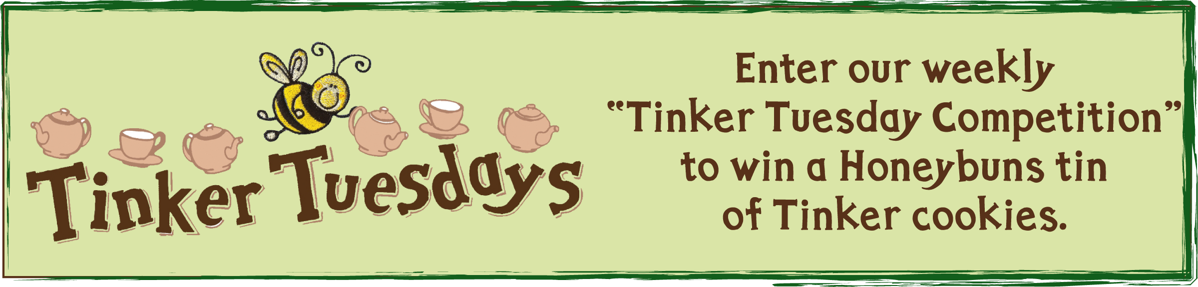 Tinker Tuesday competition