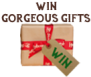 Win gorgeous gifts