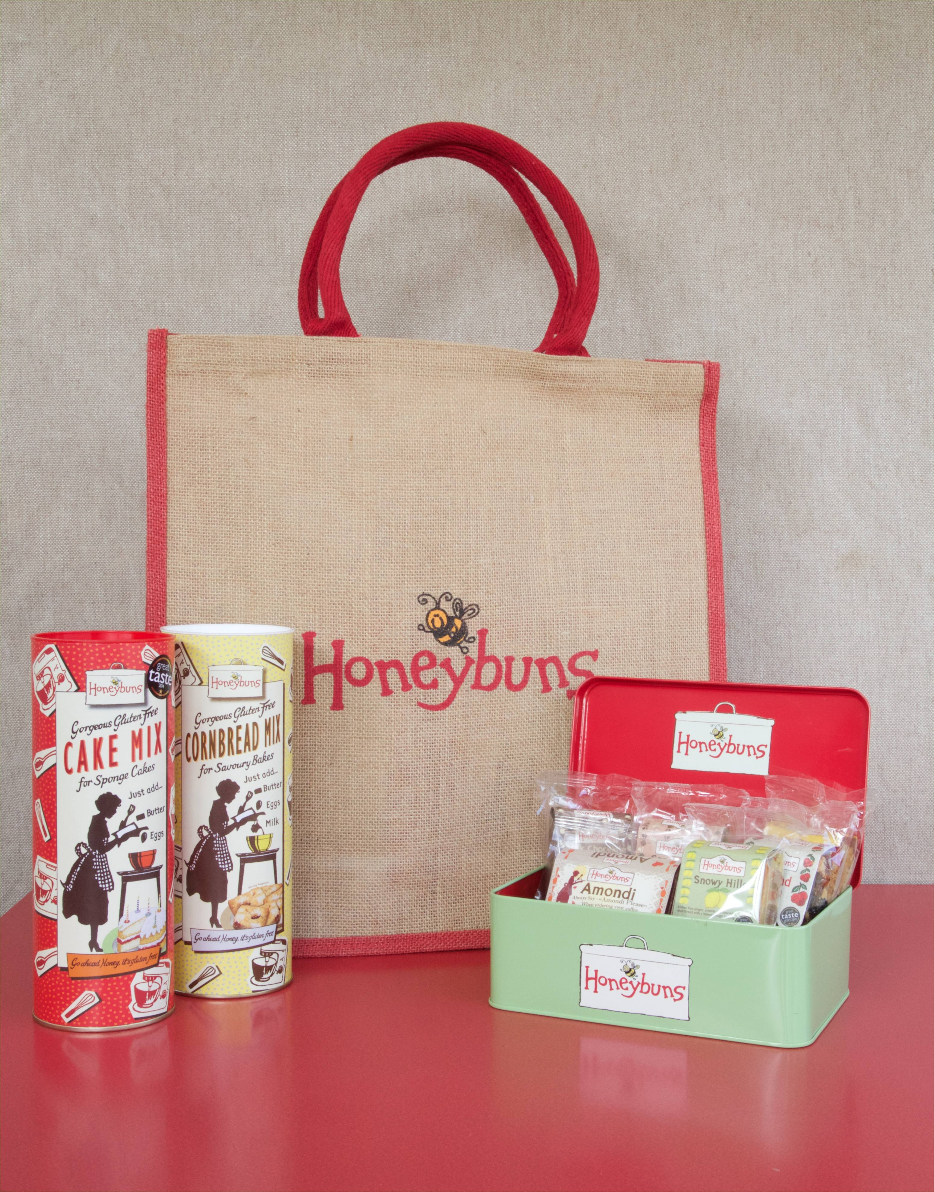 Mother s day gift bag honeybuns