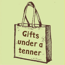 Gifts under a tenner