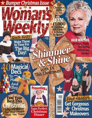 womans weekly front cover