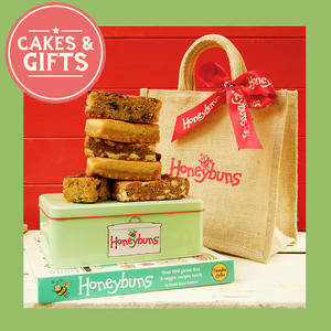 Buy Honeybuns gluten free cakes and cookies online in our shop