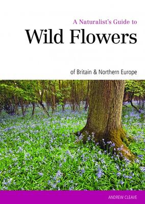 A Naturalists guide to wild flowers book cover