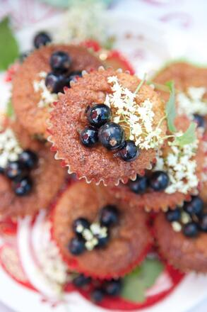 Gluten free afternoon tea recipe for fruity cake