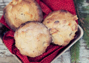 Gluten free mince pies from above