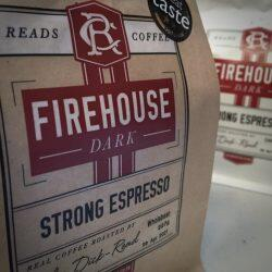 Reeds coffee firehouse pack
