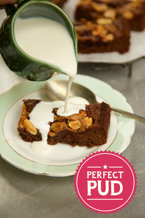 Perfect traybake puddings for foodservice