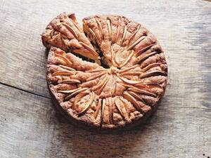 Dorset Apple Cake gluten free book recipe