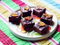 Chocolate orange brownies gluten free recipe