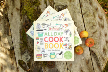 Honeybuns All Day Cook book is full of delicious free from recipes
