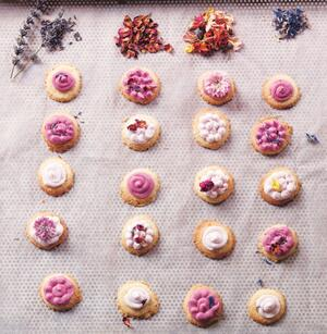 Gluten free iced gems recipe