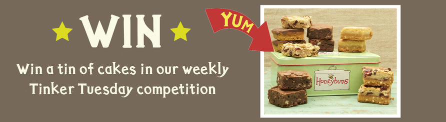 Weekly competition giveaway win gluten free cakes