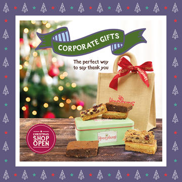 Corportae gifts to send in the UK to staff, colleague and clients