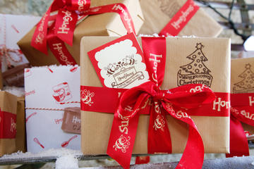 gluten free corporate gifts wrap