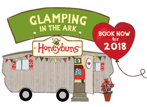 Honeybuns gluten free glamping in Dorset book now