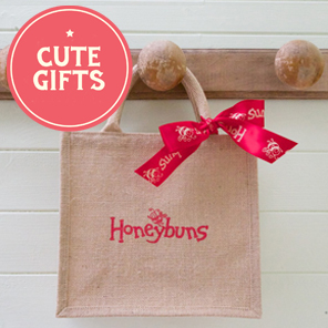 Honeybuns have a fantastic range of gifts for UK delivery and international delivery