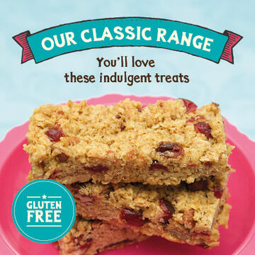 Honeybuns range of gorgeously indulgent gluten free cakes to buy online or for trade and food to go
