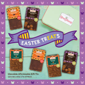 Gorgeous Easter gluten free and vegan chocolate treats delivered to anywhere in the UK