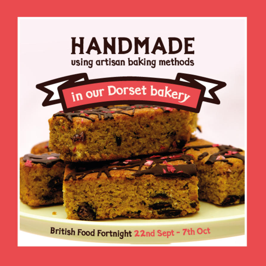 We're one of the leading free from bakeries supplying gorgeous cakes and traybakes for UK foodservice.