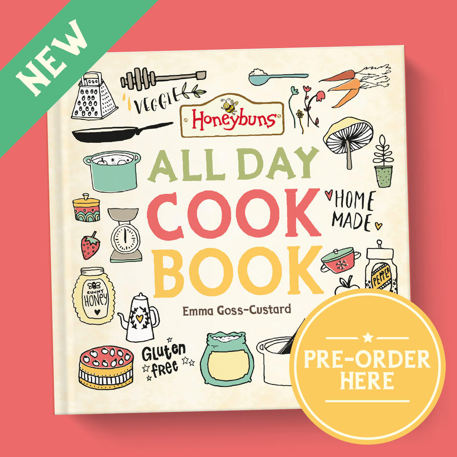 We're one of the leading free from bakeries supplying gorgeous cakes and traybakes for UK foodservice. Here's our new cook book filled with gluten free, vegan, dairy free and nut free sweet and savoury recipes.