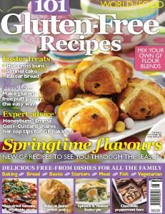 101 GF Recipes Spring 2014