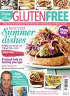 Eating & Living Gluten free mag cover