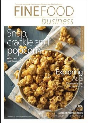 Fine Foods Business front cover
