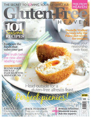 Gluten free Heaven June July 2015