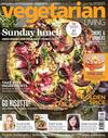 Vegetarian Living April 2017 featuring Honeybuns New Generation range of free-from cakes