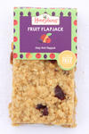Honeybuns gluten free fruit flapjack slice