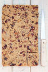 Honeybuns gluten free Cranberry and Pecan Flapjack traybake