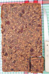 Gluten and dairy free Fruity Nut Bar traybake