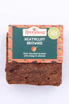 Gluten free chocolate orange Heathcliff Brownie mini
