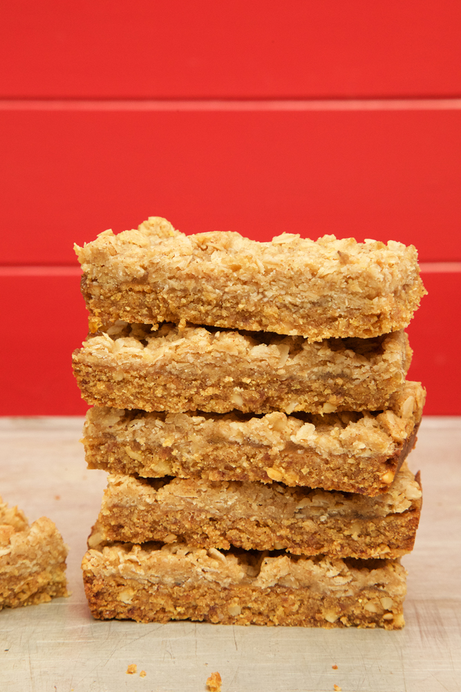Free from Apple Crumble Bar