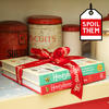 Beautiful bundle of cook books gift