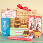 Free from gifts honeybuns honeybuns deluxe gluten free gift hamper honeybuns negle Choice Image