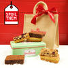 Festive Flavours gift bag of gluten free cakes