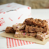 Gift box with 8 dairy free cake slices