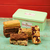 Gift Tin with Honeybuns award winning gluten free cakes