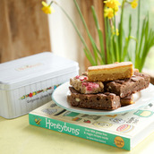 Gluten free book and cakes gift