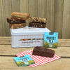 Gluten free tea party in a tin gift to order online