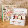 Honeybuns All Day Cook Book with cakes and gift tin