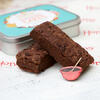 Little Tin of Loveliness vegan brownie gift