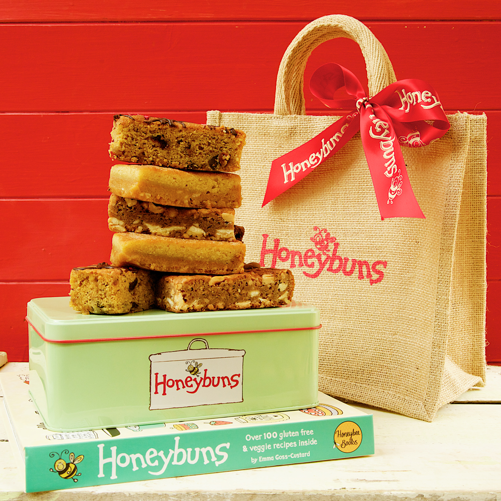 Mothers Day gluten free gift bag