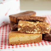 Oat free cake selection in a box
