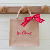 Honeybuns small hessian gift bag