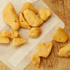 Vegan cinder toffee pieces 40g