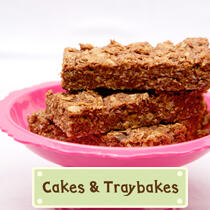 Gluten free Cakes and traybakes to buy online or for commercial supply for foodservice