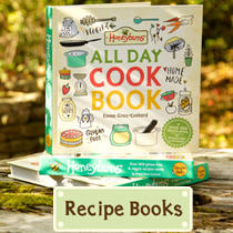 free from recipe and baking books